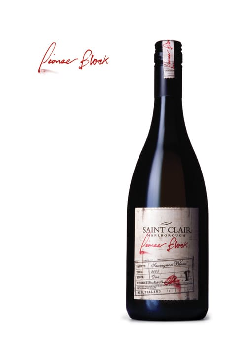 Saint Clair_Marlborough_Pinot Noir